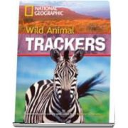 Wild Animal Trackers. Footprint Reading Library 1000. Book with Multi ROM