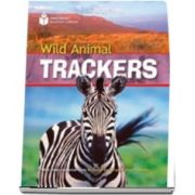 Wild Animal Trackers. Footprint Reading Library 1000. Book