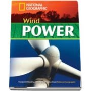 Wind Power. Footprint Reading Library 1300. Book with Multi ROM