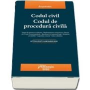 Codul civil. Codul de procedura civila. Actualizat la 9 ianuarie 2020
