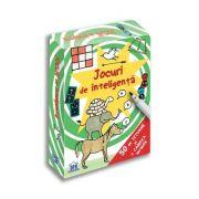 Jocuri de inteligenta - 50 de jetoane de Kiefer Philip