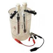 Kit pentru studiul electrolizei