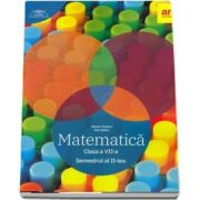 Marius Perianu, Matematica pentru clasa a VII-a. Semestrul II. Clubul matematicienilor 2020