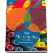 Matematica pentru clasa a VIII-a, semestrul II. Clubul Matematicienilor (Marius Perianu)
