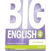 Big English 4 Class CD