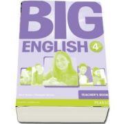 Big English 4. Teachers Book