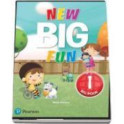 Big Fun Refresh Level 1 Big Book