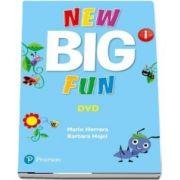 Big Fun Refresh Level 1 DVD