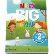 Big Fun Refresh Level 2 Big Book