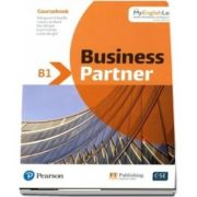 Business Partner B1. Coursebook and Standard MyEnglishLab Pack