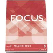 Focus BrE 3 Teachers Book & MultiROM Pack