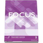 Focus BrE 5 Teachers Book and MultiROM Pack