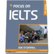Focus on IELTS New Ed CBk CD and MEL Pack