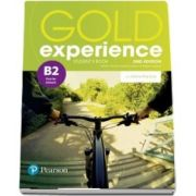 Gold Experience 2nd Edition B2 Students Book with Online Practice Pack