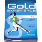 Gold Experience A1 Active Teach