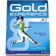 Gold Experience A1 Students Book with DVD-ROM Pack