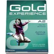 Gold Experience A2 Active Teach