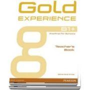 Gold Experience B1 Teachers Book