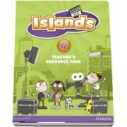 Islands Level 4 Teachers Pack