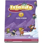 Islands Level 5 Pupils Book plus pin code
