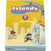 Islands Level 6 Pupils Book plus pin code