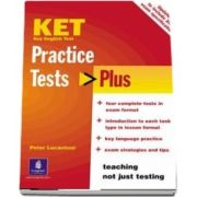 KET Practice Tests Plus Students Book New Edition