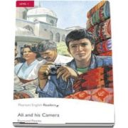 Level 1: Ali and His Camera Book and CD Pack