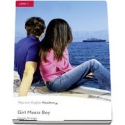 Level 1: Girl Meets Boy Book and CD Pack