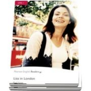 Level 1: Lisa In London Book and CD Pack