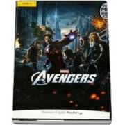 Level 2: Marvels The Avengers Book & MP3 Pack
