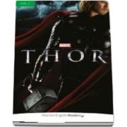 Level 3: Marvels Thor Book & MP3 Pack