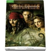 Level 3: Pirates of the Caribbean 2: Dead Mans Chest Book and MP3 Pack