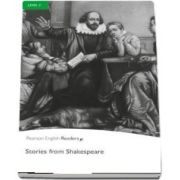 Level 3: Stories from Shakespeare Book and MP3 Pack