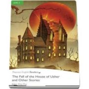 Level 3: The Fall of the House of Usher and Other Stories Book and MP3 Pack