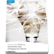 Level 4: Inventions that Changed the World Book and MP3 Pack