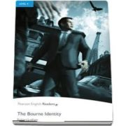 Level 4: The Bourne Identity Book and MP3 Pack