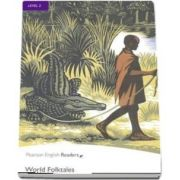 Level 5: World Folk Tales Book and MP3 Pack