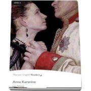 Level 6: Anna Karenina Book and MP3 Pack