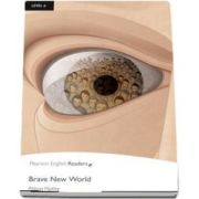 Level 6: Brave New World Book and MP3 Pack