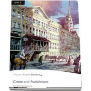 Level 6: Crime and Punishment Book and MP3 Pack