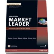Market Leader 3rd Edition Intermediate Active Teach