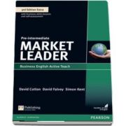 Market Leader 3rd Edition Pre Intermediate Active Teach