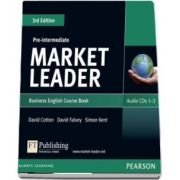 Market Leader 3rd edition Pre Intermediate Audio CD (2)