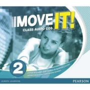 Move It! 2 Class Audio CDs