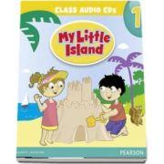 My Little Island Level 1. Audio CD