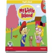 My Little Island Level 2. Students Book and CD ROM Pack