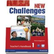 New Challenges 1 Teachers Handbook & Multi-ROM Pack