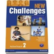 New Challenges 2 Active Teach