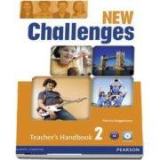 New Challenges 2 Teachers Handbook & Multi-ROM Pack