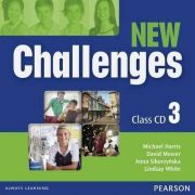 New Challenges 3 Class CDs